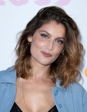 L'actrice française Laetitia Casta