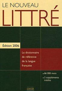 Le nouveau Littré 2006