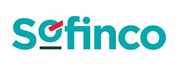Logo de la société française Sofinco