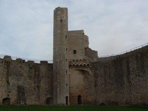 Tour de guet médiévale
