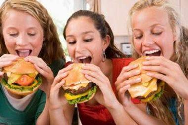 Manger abondamment