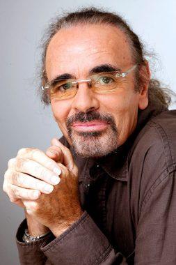 Le chanteur français Nicolas Peyrac