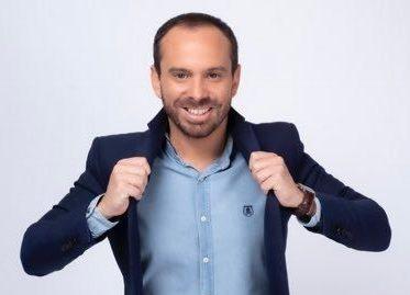 Le journaliste sportif français Raphaël Sebaoun