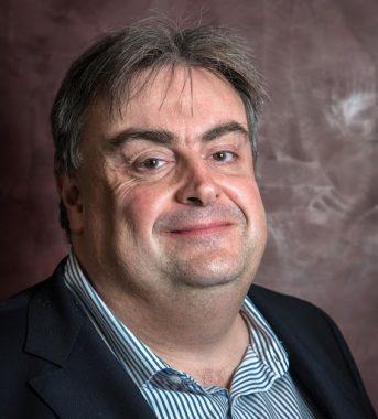 Richard Patry, président de la FNCF (Fédération Nationale des Cinémas Français)