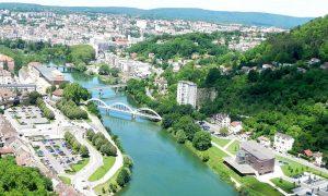 La ville de Besançon (25)