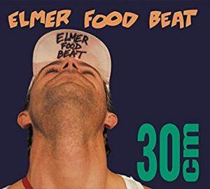 """""""30 cm"""" : le premier 33 tours du groupe français """"Elmer Food Beat"""" sorti en 1990"""