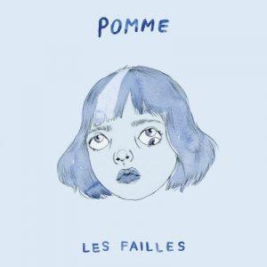 """""""Les failles"""", deuxième album de la chanteuse française Pomme, sorti en 2019"""