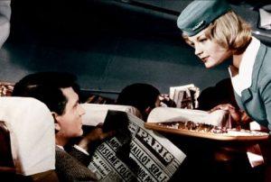 "L'actrice allemande Romy Schneider dans le film franco-allemand ""Mademoiselle Ange"" de Geza von Radvanyi (1959)"