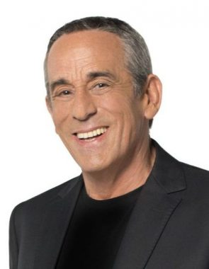 L'animateur et producteur de télévision français Thierry Ardisson