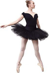 Une danseuse de ballet classique en tutu