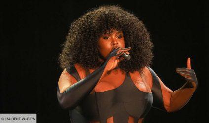 La chanteuse française Yseult (© Laurent VU/SIPA)