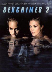 """Affiche du film états-unien """"Sexcrimes 2"""", de Jack Perez (2004)"""
