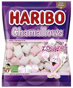 "Un sachet de ""Chamallows"""