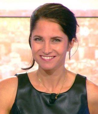La journaliste française Clélie Mathias