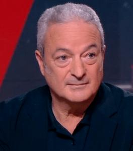 Le journaliste sportif français Étienne Moatti
