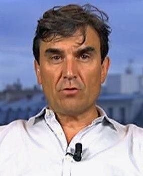 Le journaliste français Georges Malbrunot