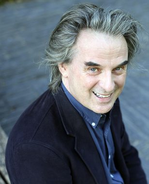 L'écrivain français Jean-Christophe Grangé