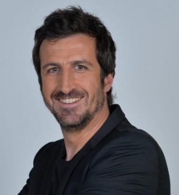 L'ancien joueur de football international français Johan Micoud