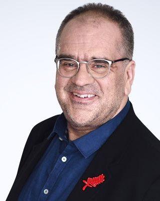 Le journaliste français Laurent Delmas