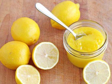 """De la crème de citron ou """"Lemon curd"""""""