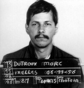 Le violeur et meurtrier belge Marc Dutroux, condamné pour au moins 7 viols sur mineures, dont 5 suivis de meurtres