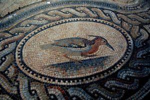 Une mosaïque romaine