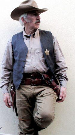 Un shérif états-unien