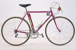 Un vélo Mercier