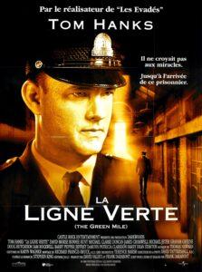 """Affiche du film états-unien """"La ligne verte"""", de Frank Darabont (1999)"""
