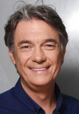 Le journaliste français Alain Marschall
