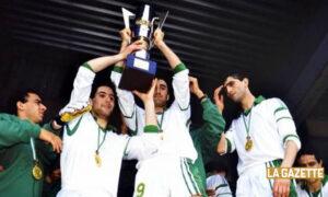 """1970 : """"Les fennecs"""" - c'est à dire l'équipe d'Algérie de football - remportent leur premièr CAN (Coupe d'Afrique des Nations)"""
