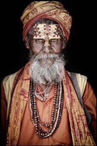 """Un """"beau vieux"""" hindou"""