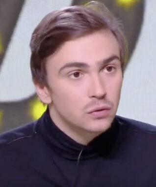 Le journaliste sportif français Bertrand Latour