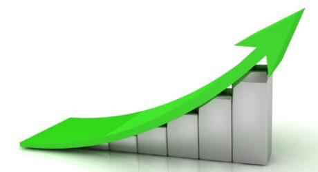 Une courbe de croissance