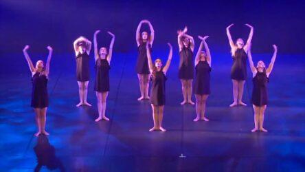 Un spectacle de danse
