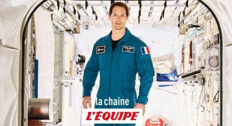 Thomas Pesquet, le spationaute français