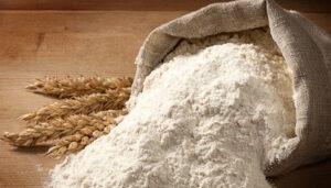 De la farine de blé