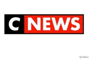 Logotype de la chaîne de télévision française d'information en continu CNews (© CNews)