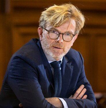 L'homme politique français, MoDem, Marc Fesneau