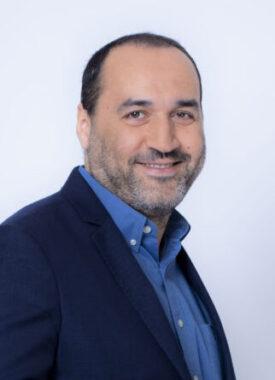 Le journaliste sportif français Messaoud Benterki