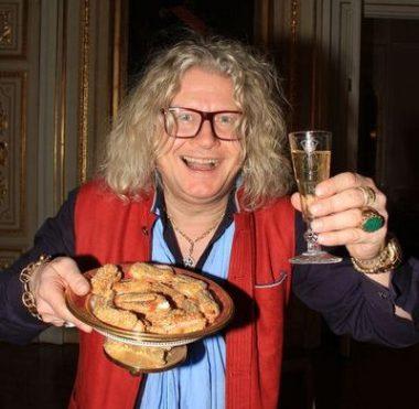 Le collectionneur français Pierre-Jean Chalençon