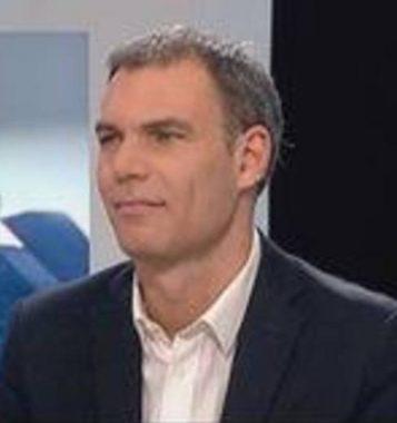 Le journaliste français Renaud Pila