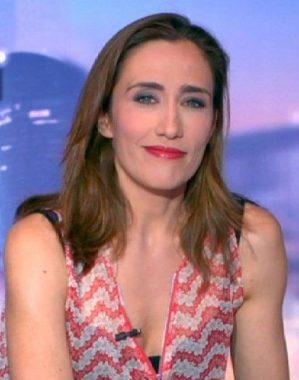 La journaliste française Sylvia Amicone
