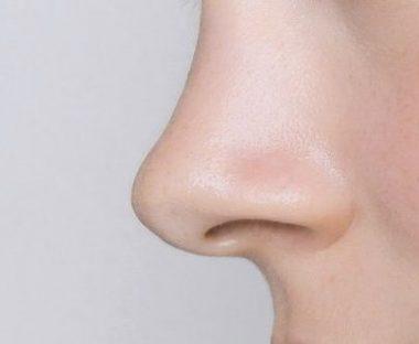 Un nez de femme