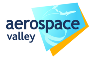 Logotype du pôle de compétitivité Aerospace Valley
