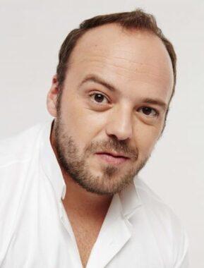 L'acteur et humoriste français Alban Ivanov
