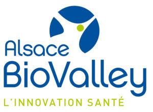Logotype du pôle de compétitivité Alsace BioValley