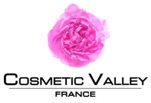 Logotype du pôle de compétitivité Cosmetic Valley