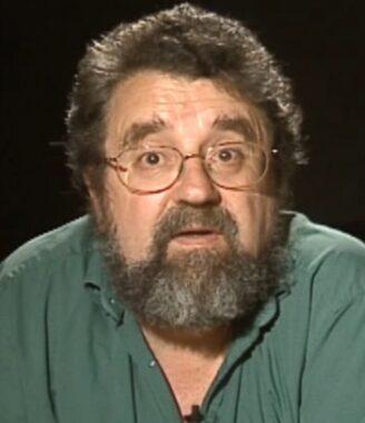 Le critique et historien français du cinéma Jean-Pierre Berthomé