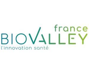 Logotype du pôle de compétitivité BioValley France